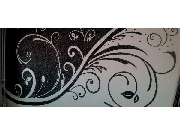 Как правильно наносить на стены узоры и рисунки жидкими обоями?